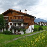 Gadahüs 4 Elvers Misanenga - Ferienwohnung mit Bad/WC, 54 m2 für max. 4 Personen, hotel in Obersaxen