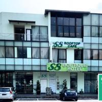 S8 Boutique Hotel near KLIA 1 & KLIA 2