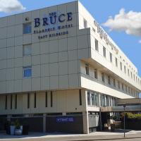 The Bruce Hotel, hotel in East Kilbride