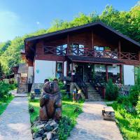 Chalet Vedmezhe, отель в Поляне