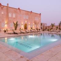 Riad Chebbi، فندق في مرزوقة