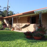 Casa flor da laranjeira