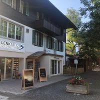 Hotel Krone Budget, hotel in Lenk