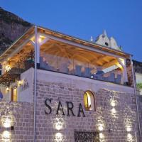 H Sara Luxury Rooms, отель в Которе