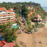 Hindustan Beach Retreat, hotel in Varkala