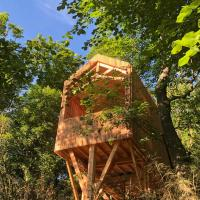 La cabane de la Saone, Lyon Country house