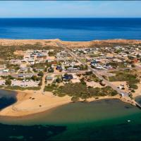Venus Bay Beachfront Tourist Park South Australia, hotel em Venus Bay