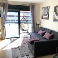 Apartamento con terraza en la Magalona