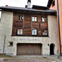 Chesa Grischuna - Madulain, hotel in Madulain