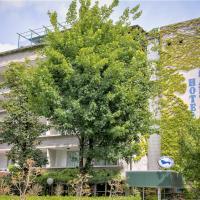 Hotel Santoli, hotell i Porretta Terme