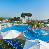 Hotel Terme Augustus, hotell i Montegrotto Terme