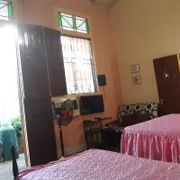 Casa Colonial Los Curujeyes CAMAGUEY, отель в городе Камагуэй