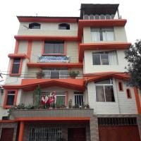 Hostal Turístico El Cajamarquez, hotel near Jorge Chavez International Airport - LIM, Lima