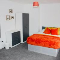 Boutique styled rooms