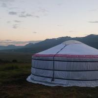 Iceland yurt, hotel near Akureyri Airport - AEY, Akureyri