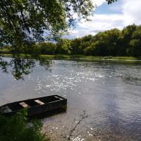 ШангриЛа-глэмпинг на берегу реки Дон