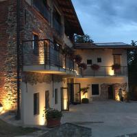 Ca Montiglio, hotel in Quagliuzzo