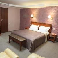 Zlata Praha Premium, готель у Запоріжжі