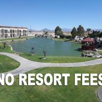 Longstreet Inn & Casino, hotel in Amargosa Valley