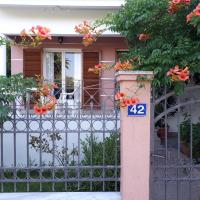 villa elisavet agios minas, отель в Халкиде