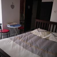 Chambre pour 2 personnes à Formigny