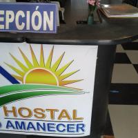 Hostal Nuevo Amanecer, hotel em El Coca