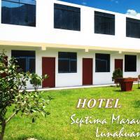 Hotel Septima Maravilla Lunahuana, hotel in Lunahuaná