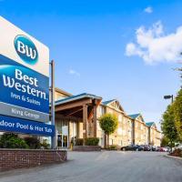Best Western King George Inn & Suites, hotel in Surrey