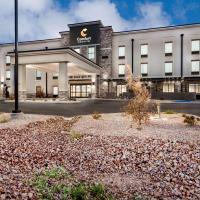 Comfort Inn & Suites Zion Park Area, hotel v destinaci Hurricane