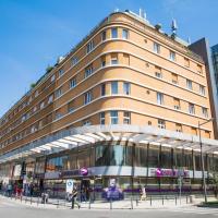 Hotel Putnik, hotel in Novi Sad