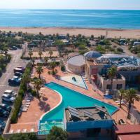 CAMPING LVL, hotel in Gruissan