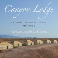 Canyon Lodge, hotel in Lalla Takerkoust