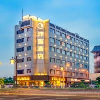 PACE HOTEL Suzhou Guanqian Branch, отель в Сучжоу