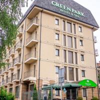 Green Park Hotel & SPA, hotel in Truskavets