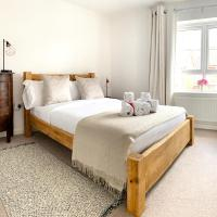 Home Crowd Luxury Apartments- Auckley House, hotel near Doncaster Sheffield Airport - DSA, Doncaster