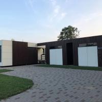 Viesnīca House near Cirisu lake pilsētā Aglona