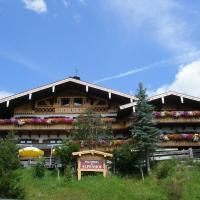 Alpenhof Schwaiger - Hotel Garni, hotel in Mühlbach am Hochkönig