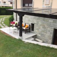 Apartamento independiente con jardín privado