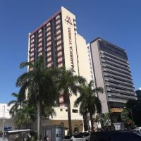 Flat no América Towers., hotel in Caminho das Arvores, Salvador
