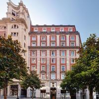 Hotel Hernán Cortés, hotel en Gijón