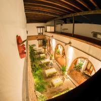 Hotel Mesón de los Remedios, hotel in Morelia