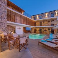Dandelion Suites, hotel in Nikiti