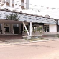 Rios Hotel, отель в городе Рондонополис