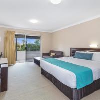 Comfort Inn North Brisbane, hotelli Brisbanessa