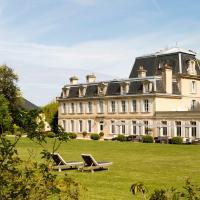 Chateau La Cheneviere, hotel in Port-en-Bessin-Huppain