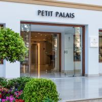 Mitsis Petit Palais Beach Hotel, отель в Родосе