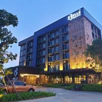 Belle Grand Hotel, hotel in Udon Thani