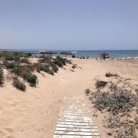 Casa Alice a 100 mt dal mare, free wi-fi, hotel a Porto Palo