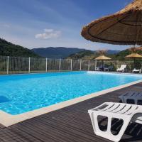 Les gîtes de Moussan, hôtel à Montbrun-les-Bains