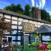 The Lion Hotel, hotel in Welshpool